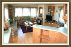 Self Catering Luxury Holiday Home Perranporth Cornwall Caravan Cheap Late Deal