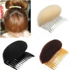 POP SEXY Hair Styler Volume Bouffant Beehive Shaper Bumpits Bump Foam Comb UK EW