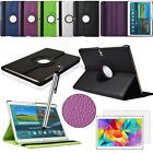 360 Rotating PU Leather Smart Case Cover Fr Samsung Galaxy Tab S 10.5 T800 T805