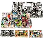 LADIES FASHION GIRLS MAGAZINE CELEBRITY EVENING CLUTCH BAG PURSE ENVELOPE