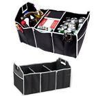 Extra Large Auto Trunk Organizer with 3 Compartments