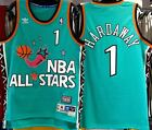 PENNY HARDAWAY 1996 ALL-STAR GAME HARDWOOD CLASSIC THROWBACK SWINGMAN JERSEY NEW