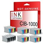 25 Compatible ink cartridges for Brother LC970 LC1000 series printer
