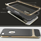 for Apple iPhone 6 4.7'' Hard Bumper Soft Rubber Case Cover Skin 6 Colors New