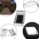 BSW® 2IN1 PIR Motion Sensor /Voice Detector Solar Fence Shed Wall LED Light Lamp
