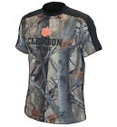 True Timber XD3 Camo Clemson Tigers Raglan SilverTec Crew PA2