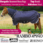 Bargain Basement Horse Rugs **Turnout,Stable,Various Weights, Colours, Sizes**