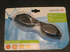 Speedo Kids children Glide Swimming goggles ages 3-8 clear black blue