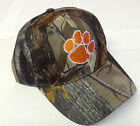 True Timber XD3 Camo Clemson Tigers Adjustable Fit Hat PA7