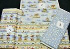 SAFE HARBOR FABRIC COLLECTION~3 DESIGNS~COTTON~NAUTICAL~BY 1/2 YD~OCEAN~YOU PICK