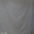 FFA-143 BLACK WHITE CHECK COTTON LINEN CANVAS UPHOLSETERY FABRIC BY 0.5 Yard