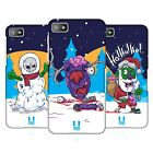 HEAD CASE CHRISTMAS ZOMBIES PROTECTIVE COVER FOR BLACKBERRY Z10