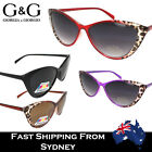 G&G Ladies Cat Eye Sunglasses Colourful Leopard Polarised Available 2015 Arrival