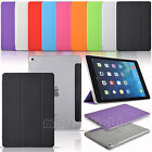 Stylish Magnetic Smart PU Leather Stand Case Cover fr Apple iPad Air 2 Free Ship