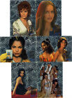 James Bond Connoisseur 2 F/X-TCH Women of Bond Individual Card-Pick One You Need