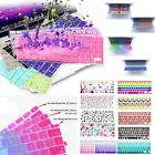 Flexible Soft Silicone Gel Keyboard Cover Skin Protectors for Laptop MacBook Mac