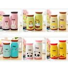 Cute Animal Stainless Steel Vacuum Flasks Thermoses Mug Water Cup Bottle Travel