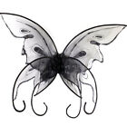 Black Butterfly Wings  butterfly,black,wings,fairy,pixie,sprite,nymph,gothic,dar
