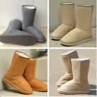 Womens Boots Winter Snow Boots Warm Ankle Boots Fashion Shoes New 6 Colors H
