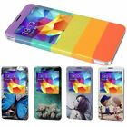 Leder Tasche SAMSUNG GALAXY Note 3 Flip Case Klapp Hülle Wake Up Cover Bumper