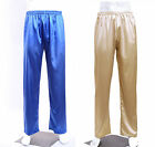 New Unisex Satin Shorts Pants Satin Boxers One size fits S~L