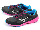 Mizuno Prima Vivo (W) Black-Grey/Blue/Pink Sportstyle Running Shoes J1GH142903