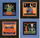 Debbie Mumm by Mill Hill -Frightful Delight 2013 - 4 Designs to Choose From