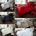 Verina Duvet Cover with Pillowcase Quilt Cover Bedding Set Available in all size