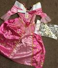 BNWT Disney Princess Sleeping Beauty fancy dress outfit dressing up costume