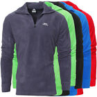 Trespass Herren Airtrap Micro Fleece Pullover Masonville 1/4 Zip