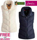 Joules Merriton Ladies Gilet (S) **BNWT** **FREE UK SHIPPING**