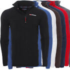 Geographical Norway Tramontagne Herren Pullover Fleece Sweatshirt Zip
