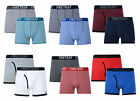 Firetrap 2 Pack Boxer Shorts Men's Underwear Cotton Stretchy Sporty Trunks DD7