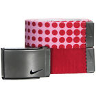 Nike Golf Women's 2-in-1 Web Pack Belts - One Size Fits Most