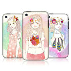 HEAD CASE DESIGNS MODERN GODDESSES HARD BACK CASE FOR APPLE iPHONE 3GS