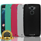 Fosmon Slim TPU GEL Case Cover Skin for Motorola DROID Turbo Ballistic Nylon