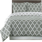 Royal Tradition Meridian Gray Bed in a Bag 100% Cotton Se...