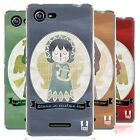 HEAD CASE CHRISTMAS ANGELS SILICONE GEL CASE FOR SONY XPERIA E3 D2202