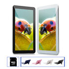 "IRULU X1s 10.1"" 1GB/8GB  Android 4.4 Tablet PC Quad Core New w/Keyboard&TF Card"