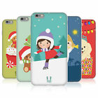 HEAD CASE JOLLY CHRISTMAS TOONS SILICONE GEL CASE FOR APPLE iPHONE 6 PLUS 5.5