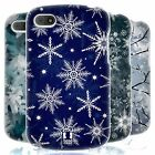 HEAD CASE WINTER PRINTS SILICONE GEL CASE FOR BLACKBERRY Q10