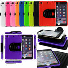 3in1 360 Rotate Tough  Life Shock Waterproof  Smart Case Cover for ipad Tablets