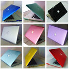 """Clear Crystal Hard Glossy Case Cover Shell FOr Macbook Pro 13/15""""Air11 12 inch"""
