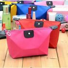 Women's Candy Color Casual Cosmetic Bag/Change Pocket/Storage Waterproof Handbag