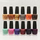OPI Nail Lacquer Polish NORDIC COLLECTION Fall Winter Color Shade  Pick ONE