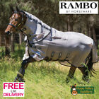 Rambo Flybuster Fly Buster Vamoose Fly Rug Sheet **FREE UK DELIVERY**