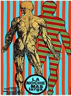 High Quality POSTER on Paper or Cotton Canvas.Decor.Muscle man Anatomy art.4058