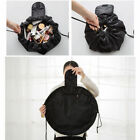 Portable Magic Travel Pouch Cosmetic Bag Makeup Bags String Barrel Toiletry Case