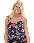 Curvy Kate Tankini Moonflower Built-in Bra R.R.P £50 34-40 D-K