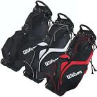 Wilson  Prostaff Staff Carry Golf Stand Bag New 3 Colours 5 Way Divider BN